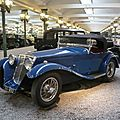 TRACTA type E1 cabriolet 1930 Mulhouse (1)