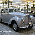 Bentley MK VI saloon de 1950 (Cité de l'Automobile Collection Schlumpf à Mulhouse) 01