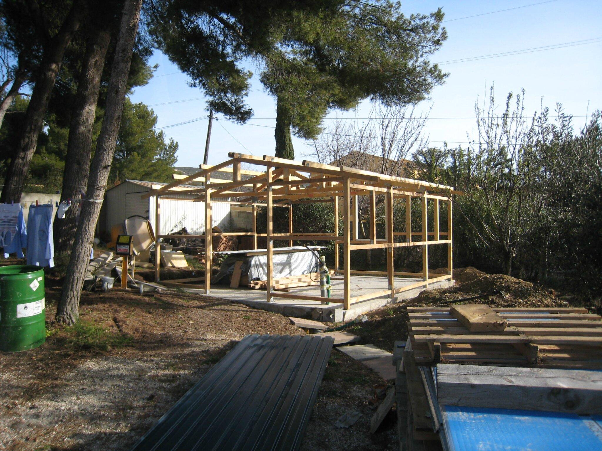 un atelier dans le jardin cr ations et bricolages d 39 oli. Black Bedroom Furniture Sets. Home Design Ideas