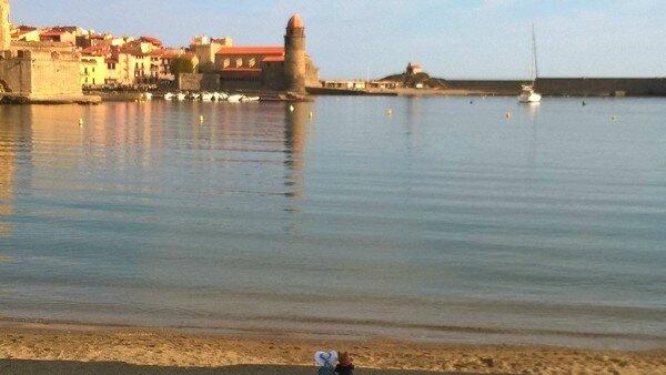 le voyage de Griselda et Horace 07 le port de Collioure
