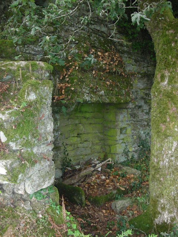 Ancien village de La Vraie Croix