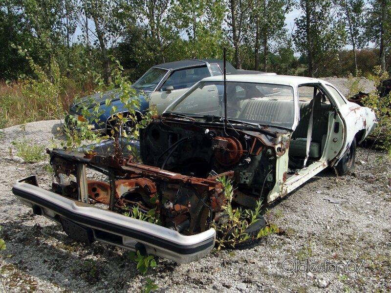 canada 2013 une casse d autos anciennes page 4 oldiesfan67 mon blog auto. Black Bedroom Furniture Sets. Home Design Ideas
