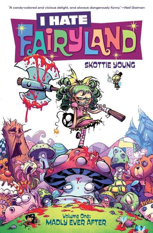 i hate fairyland vol 1 madly ever after TP