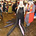 Ursula et ses tentacules prêts à assaillir le Japon
