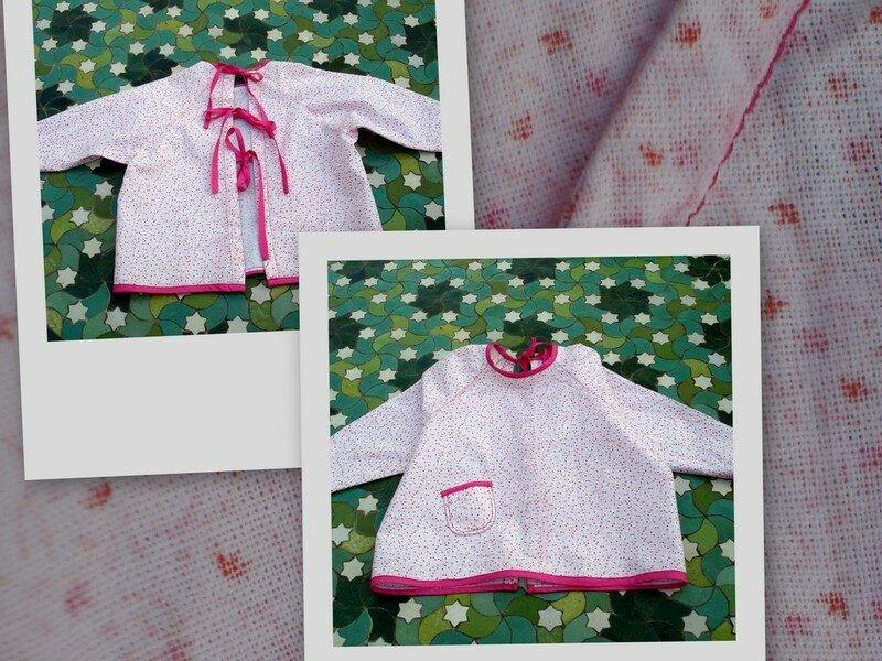 04- Pink Blouse pour Violette