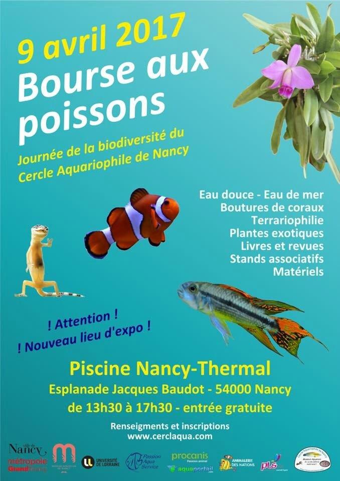 Bourses et expositions terrariophile 2017 piwiblackpearl for Salon aquariophile 2017
