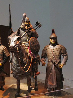 Genghis Khan was tolerant, kind to women – and a record-breaking mass-murderer