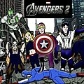 Avengers 2, par Florian R. Guillon