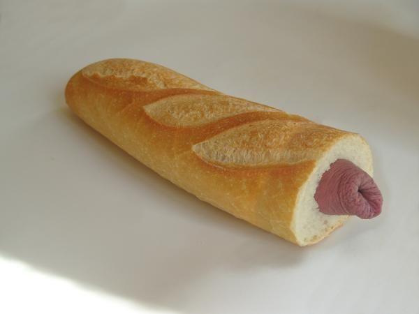 Des fois faut pas grand chose : Sandwich