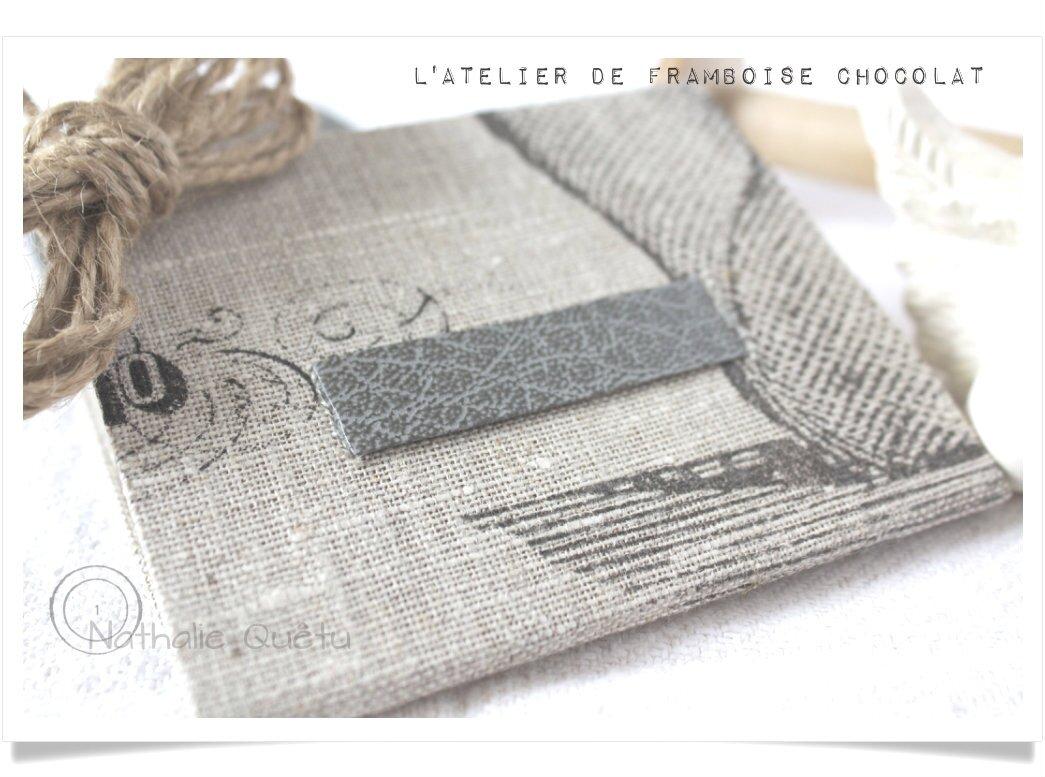 Cousette L'Atelier de Framboise Chocolat