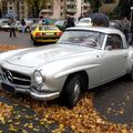 Mercedes 190 SL avec Hardtop (1954-1963)(Retrorencard novembre 2010) 01