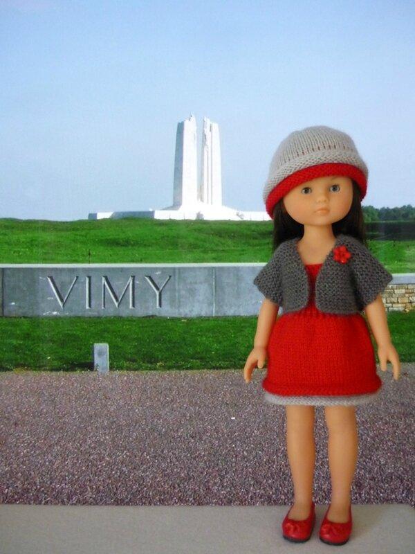 12 Vimy le mémorial canadien (2)