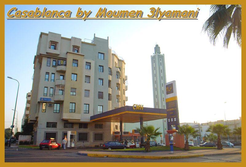 Station CHM Casablanca Anfa