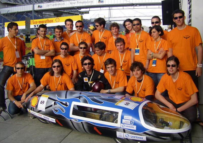 EcoMarathon 2009