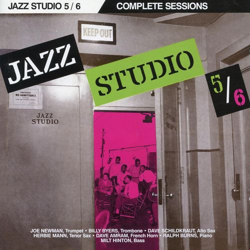 John Graas - 1955-57 - Complete sessions Jazz Studio Vol