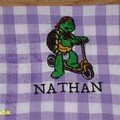 broderie Nathan