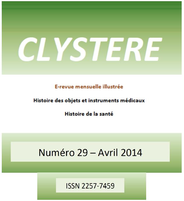 TITRE CLYSTERE - 29