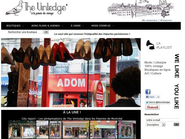 interview, the vintedge, vide dressing, vintage, boutique friperie, annuaire friperie