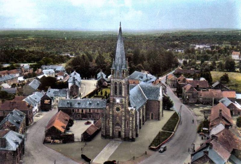 Goven, église Saint Martin