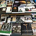 Les celtes en librairie