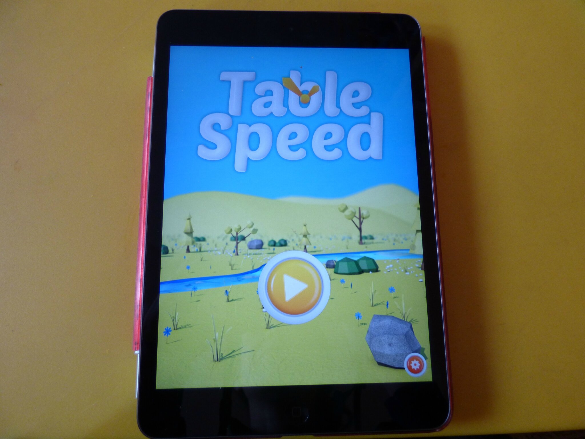 Table speed une appli pour les multiplications for Reviser les tables
