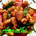 Chicken 65 - madras special
