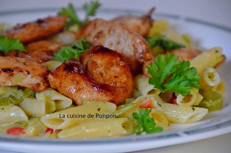 poulet poireau coco curry (7)