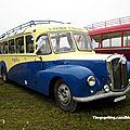 Saurer 3CT1DA de 1949 (Flecher) (5ème Fête Autorétro étang d' Ohnenheim) 01