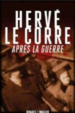 Apres-la-guerre Hervé LE CORRE