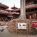 Katmandou #1 : dans l'attente de sa reconstruction