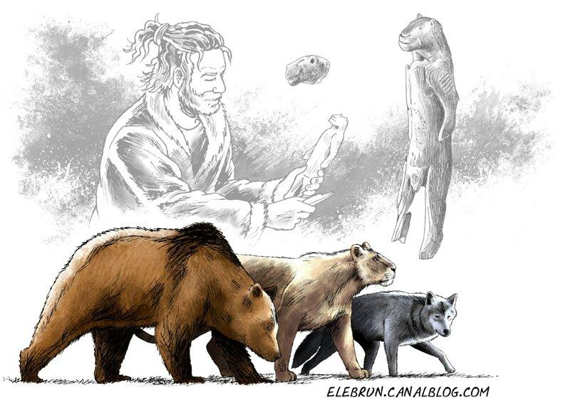 Carnivores Archeologia
