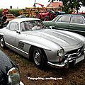 Mercedes 300 SL coupé (1954-1963)(1400 ex)(5ème Fête Autorétro étang d' Ohnenheim) 01