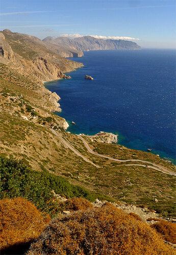 P1040237 - Amorgos, côte SE -