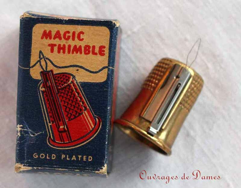 Magic thimble 1