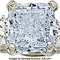 A rainbow of colored diamonds at heritage's fine jewelry auction