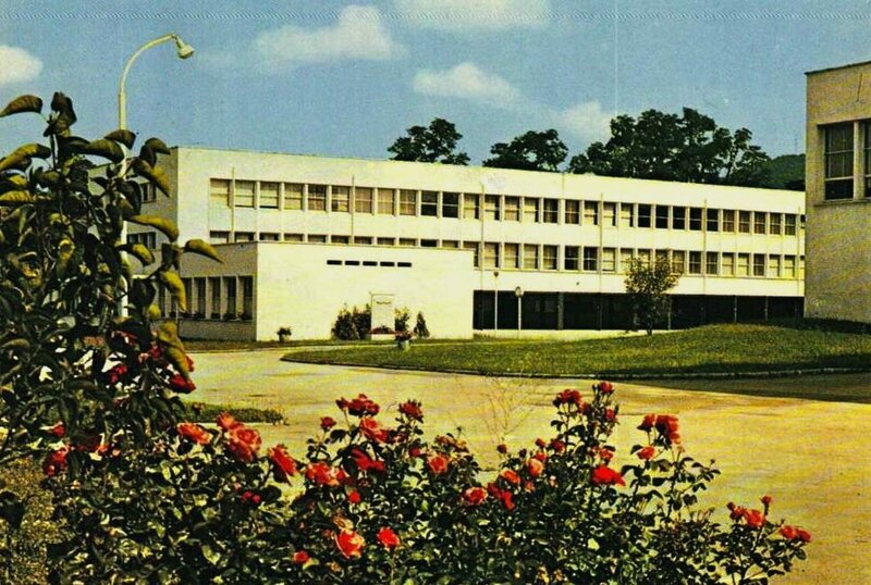 lycée Claude Lebois années 1960_70