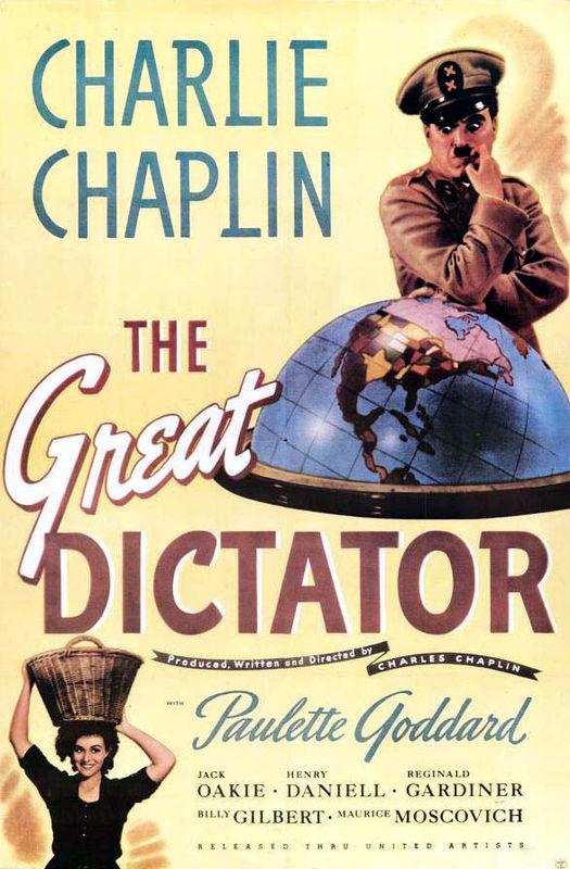Le dictateur (1940)