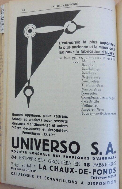 universo 1939 34 entreprises 15 fabriques davoine