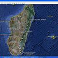 Madagascar : le trajet