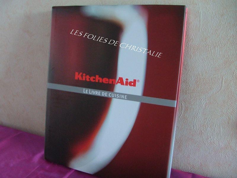 kitchenaid le livre photo de mes livres de cuisine