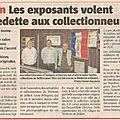Compte-rendu du 35ème salon toutes collections du 1er avril 2012