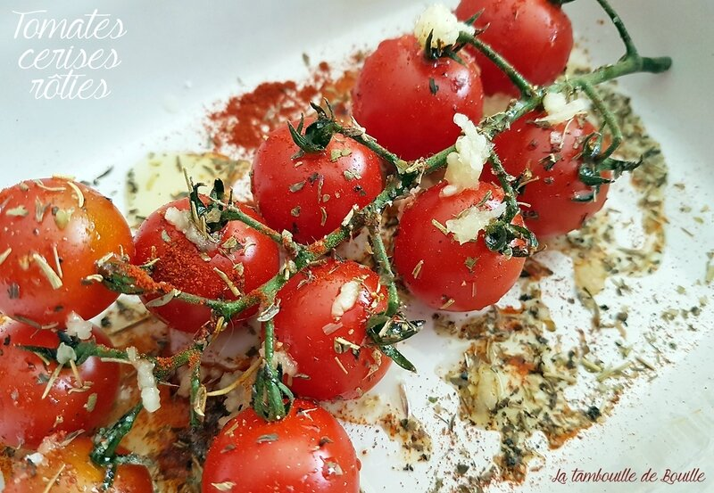 tomate-cerise-rotie-grappe
