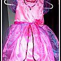 Robe de princesse clara