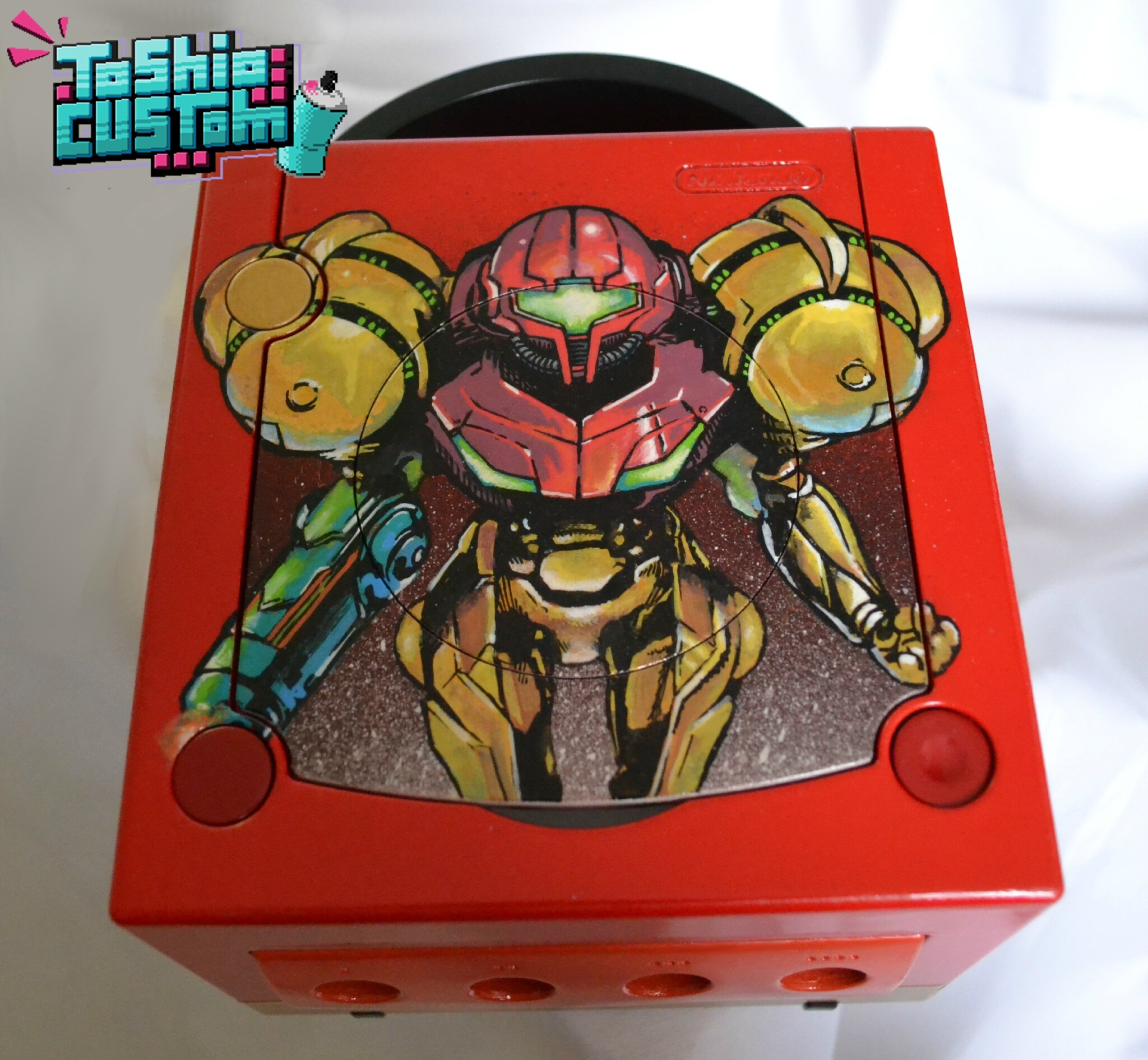 "GameCube ""Metroid Prime"""