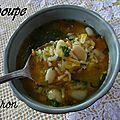 La soupe de potiron de mamie soupe