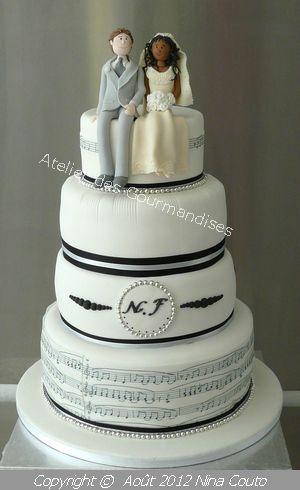 atelier des gourmandises wedding cake NINOSHKA ET FLORIEN