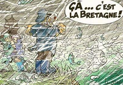 Bretagne météo