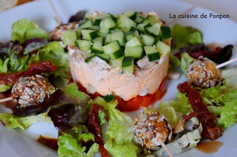 poulet ricotta poivron concombre (7)