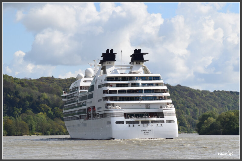 seabourne quest 5