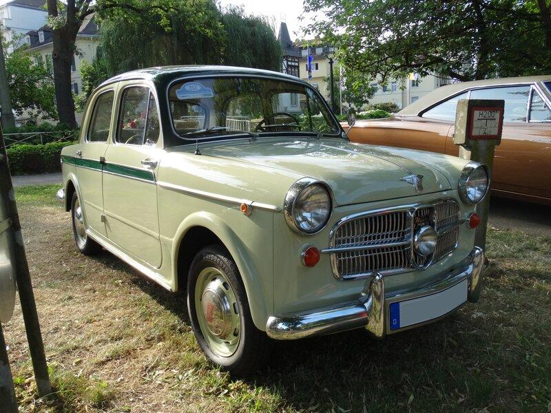 NSU FIAT Neckar 1100-103H 1959 Baden Baden (1)